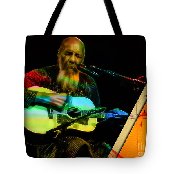 Richie Havens Collection Tote Bag by Marvin Blaine