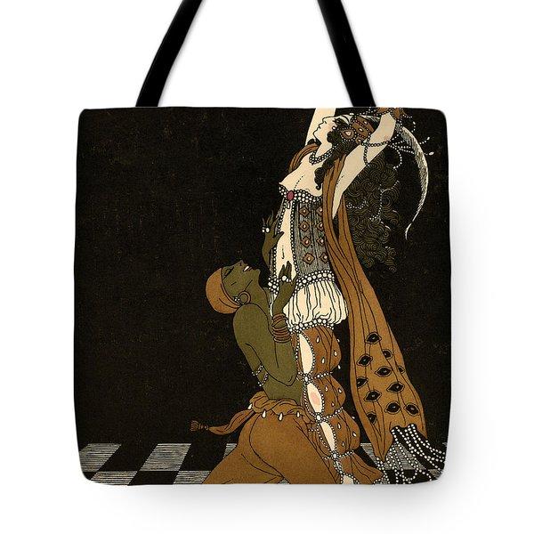 Scheherazade Tote Bag