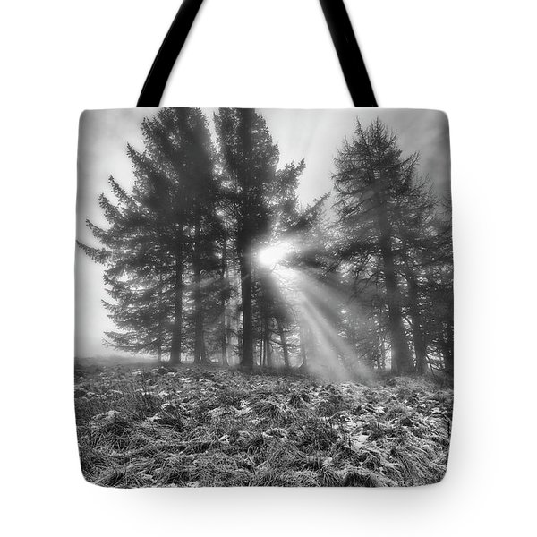 Tote Bag featuring the photograph Scottish Sunrise by Jeremy Lavender Photography