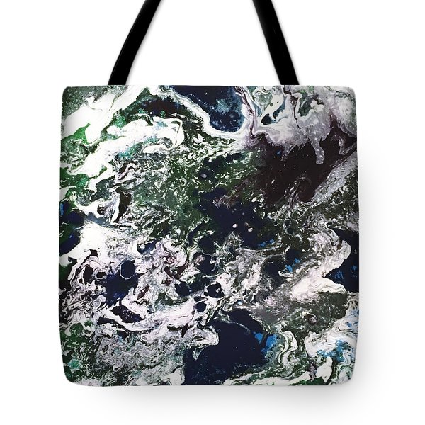 Space Odyssey 2 Tote Bag