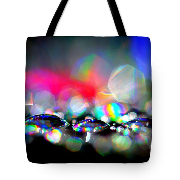 Sparks Tote Bag by Sylvie Leandre