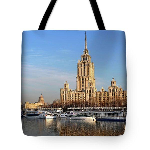 Radisson Royal Hotel Tote Bag