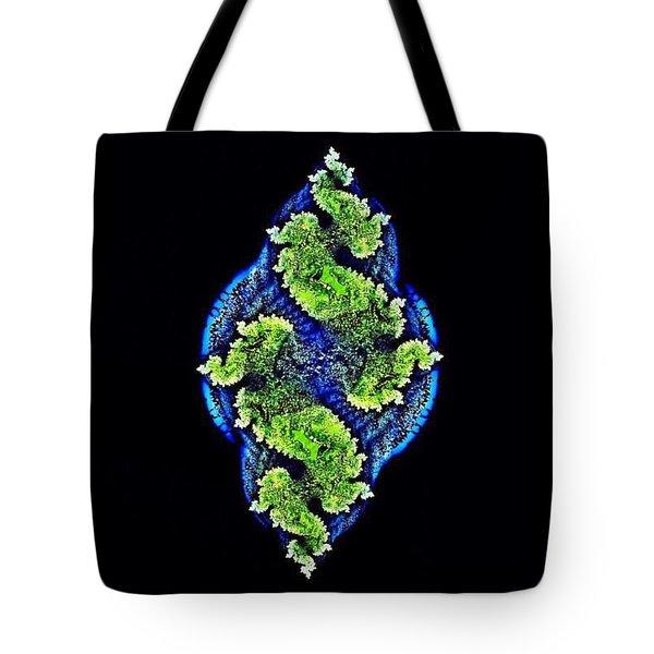 Tautological Fractals Tote Bag