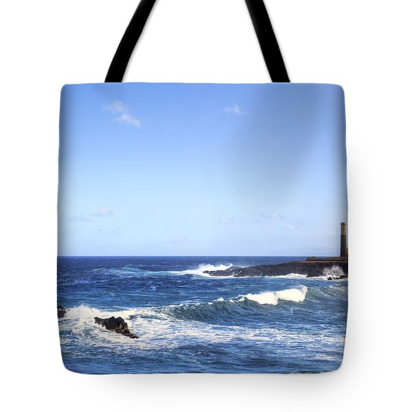 Tenerife - Garachico  Tote Bag