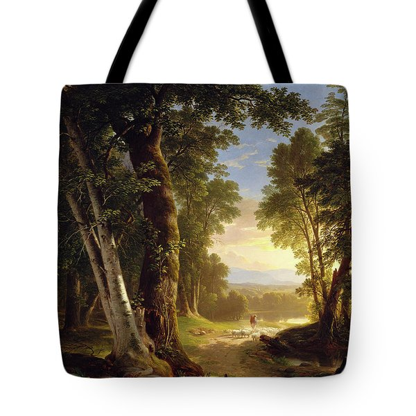 The Beeches Tote Bag