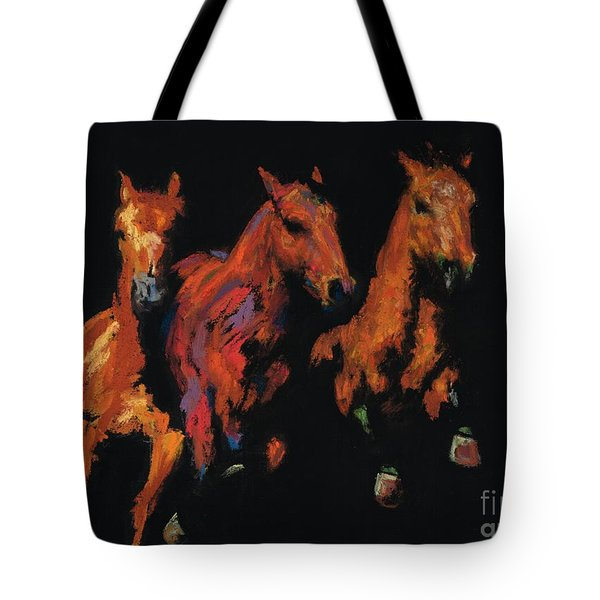 The Competitive Edge Tote Bag by Frances Marino