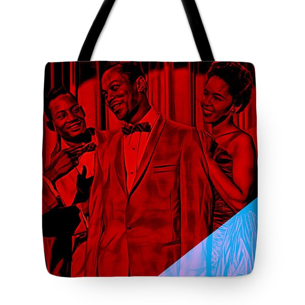 The Platters Collection Tote Bag