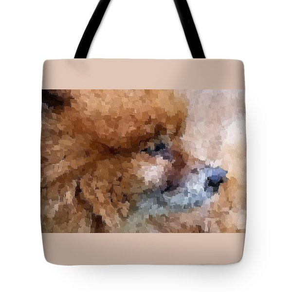 Tribute To Jojo Rip Buddy Tote Bag