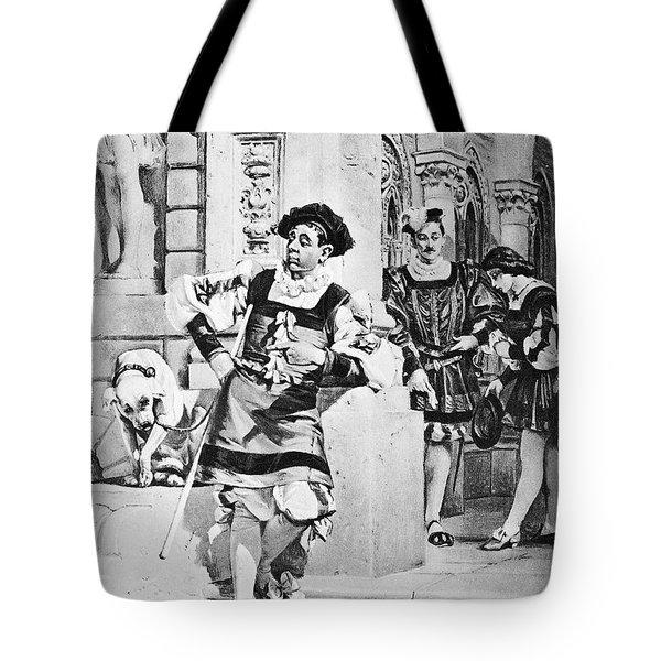 Two Gentlemen Of Verona Tote Bag by Granger