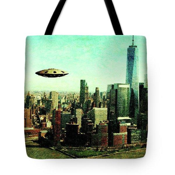 U.f.o. Tote Bag