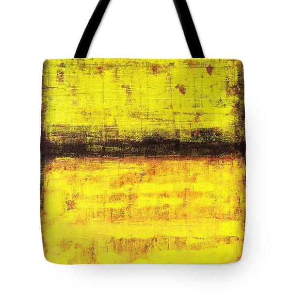 Untitled No. 1 Tote Bag by Julie Niemela