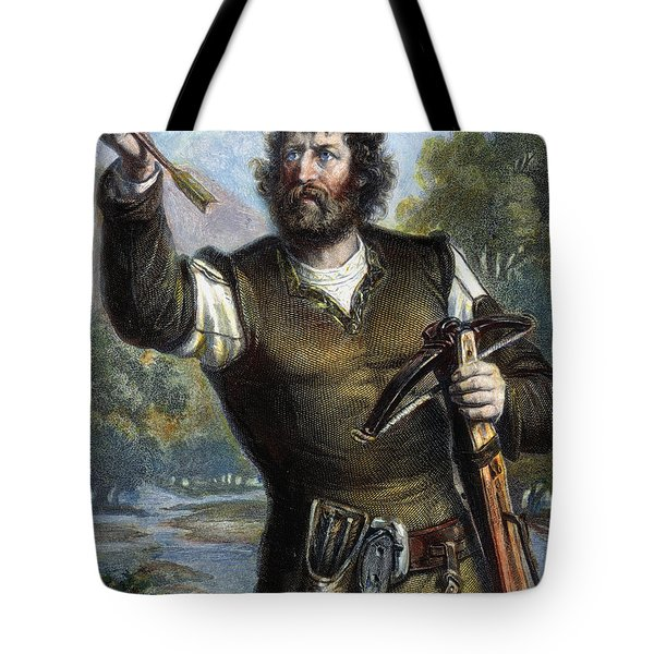 William Tell Tote Bag by Granger