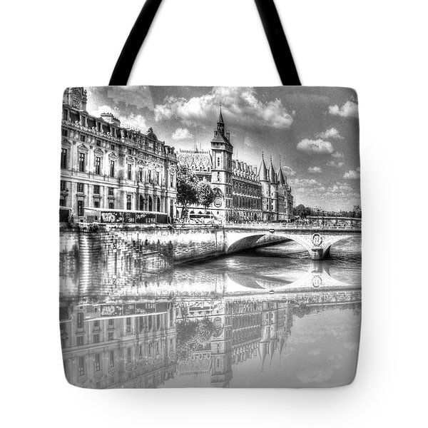 Yury Bashkin Paris Tote Bag
