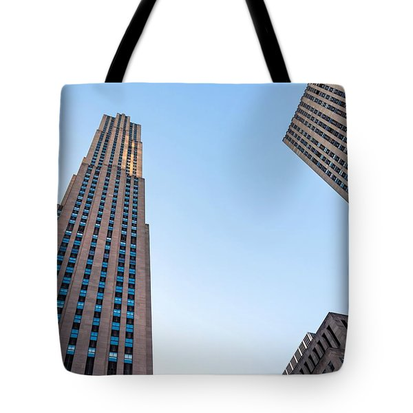 30 Rock Tote Bag