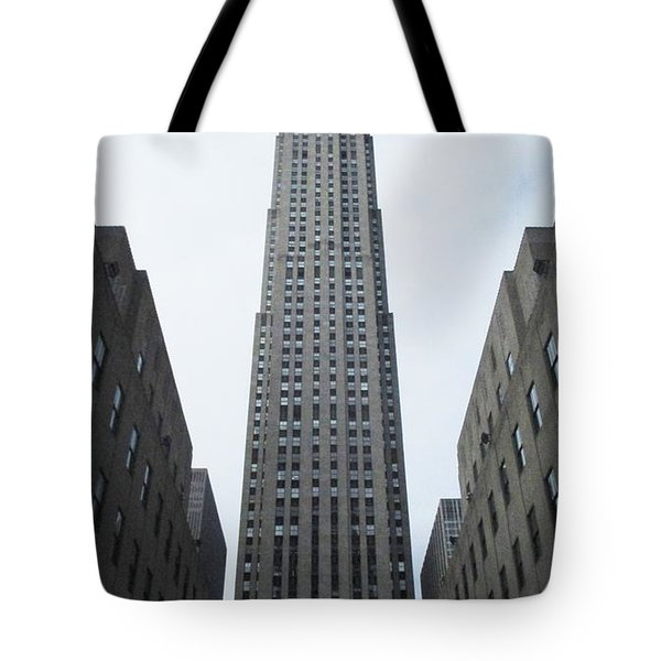 30 Rockefeller Center Tote Bag