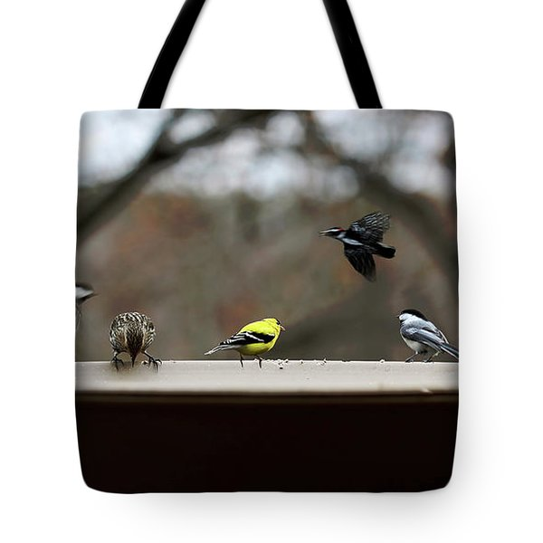 30 Seconds Tote Bag by Lauren Radke