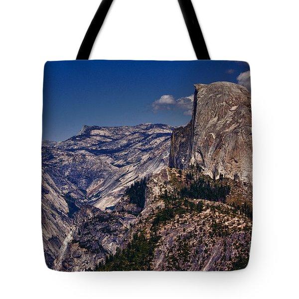 301 - Blue Skies Hdr Tote Bag by Chris Berry
