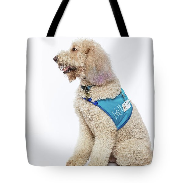 3010.057 Therapet Tote Bag by M K  Miller
