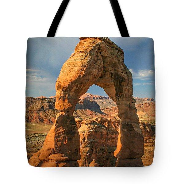 #3057 - Delicate Arch, Utah Tote Bag