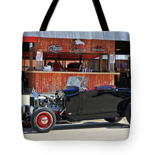 32 Roadster Tote Bag