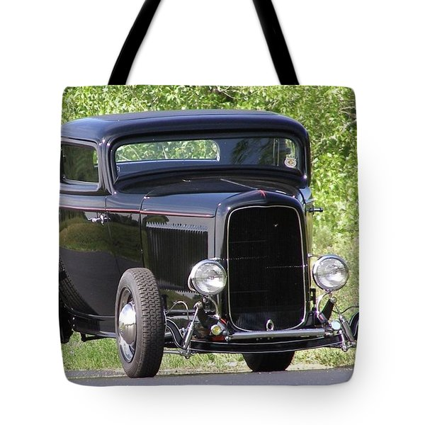 32 Three Window Classic  Tote Bag
