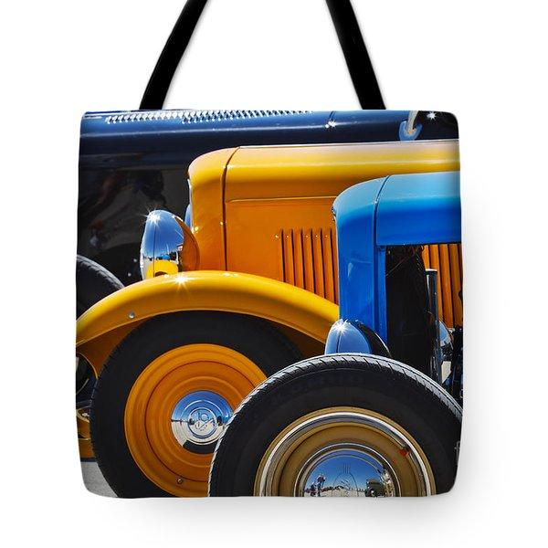 '32 X 3 Tote Bag
