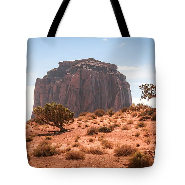 #3328 - Monument Valley, Arizona Tote Bag