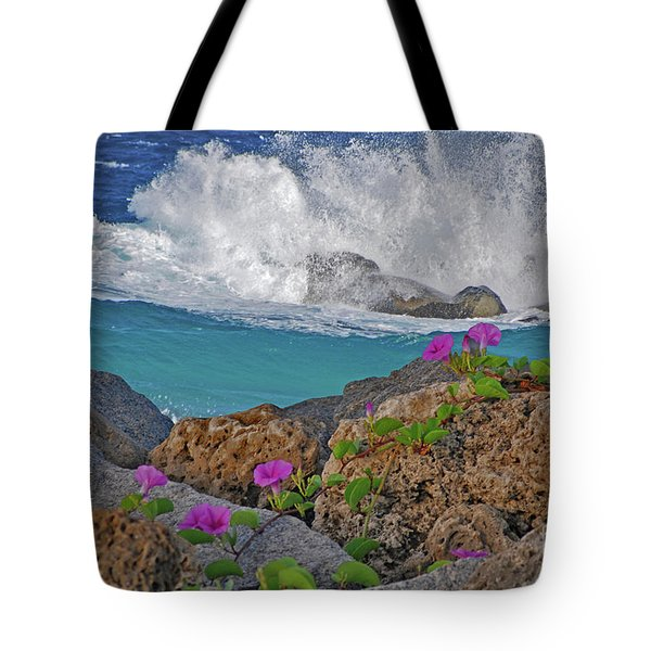 34- Beauty And Power Tote Bag by Joseph Keane