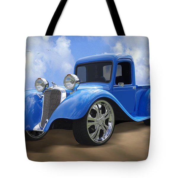 34 Dodge Pickup Tote Bag by Mike McGlothlen