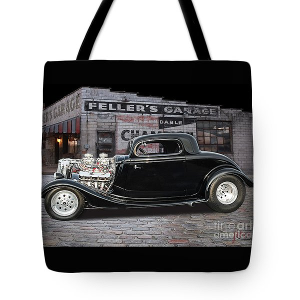 34 Ford Tote Bag