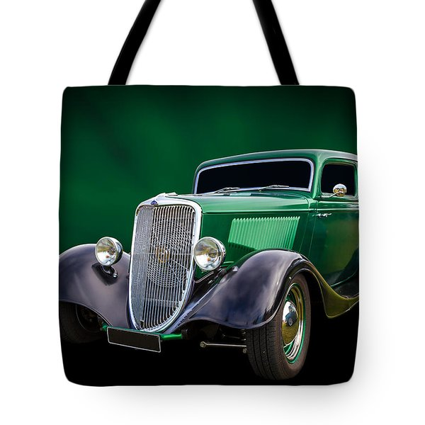 Tote Bag featuring the photograph 34 Tudor by Keith Hawley