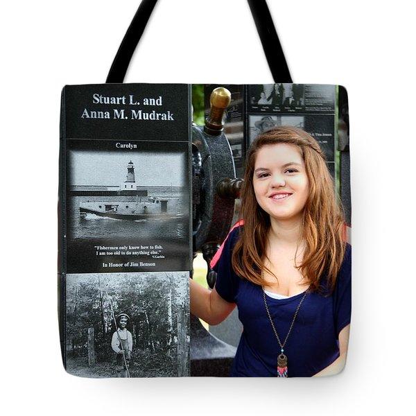 3432 Tote Bag