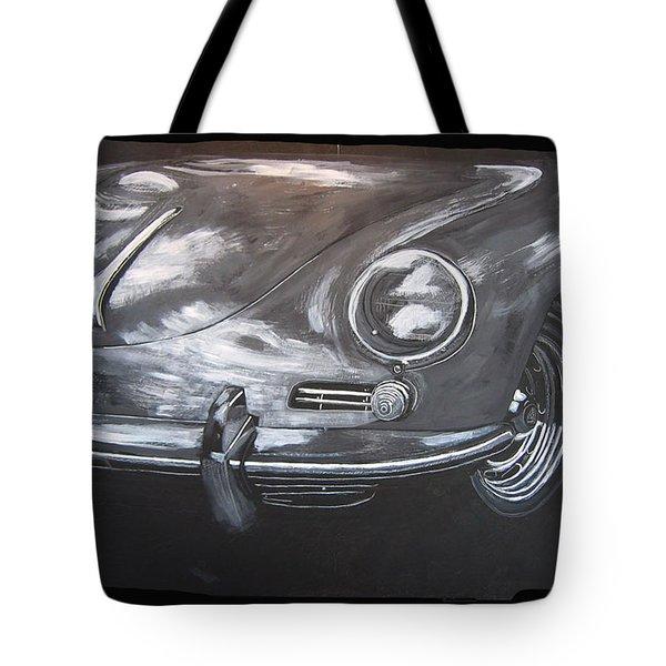 356 Porsche Front Tote Bag