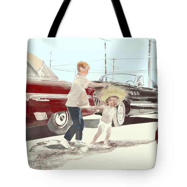 35th St. Palmdale Tote Bag