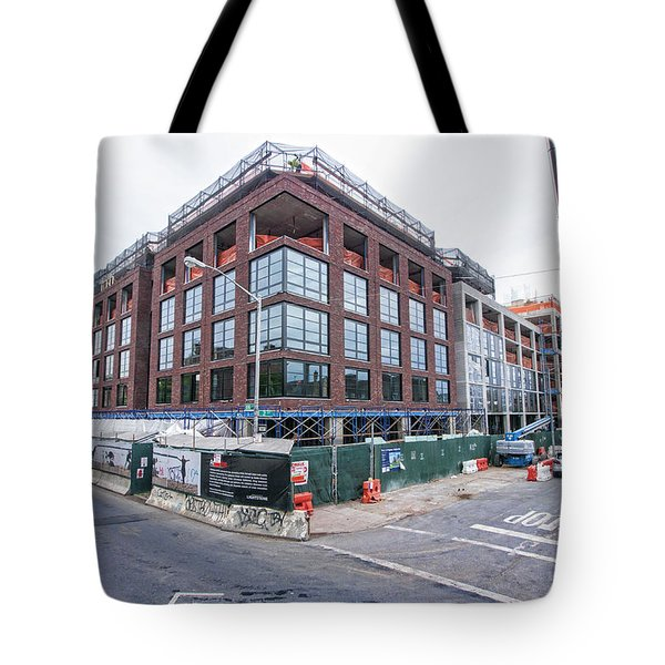 Tote Bag featuring the photograph 365 Bond 4 by Steve Sahm