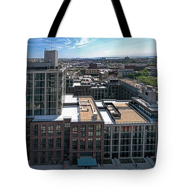 Tote Bag featuring the photograph 365 Bond May2016 by Steve Sahm