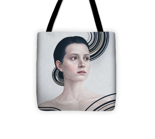 365 Tote Bag by Diego Fernandez