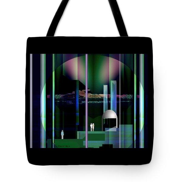 365 - Nightscene   Tote Bag