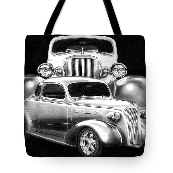 37 Double C Tote Bag