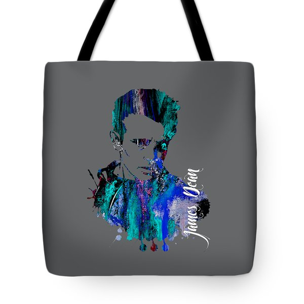 James Dean Collection Tote Bag