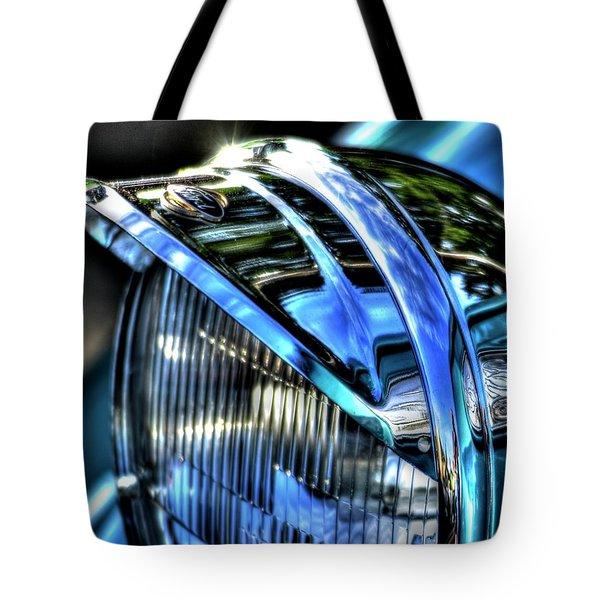 38 Ford Headlamp Tote Bag