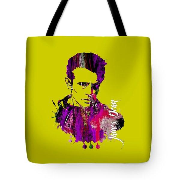James Dean Collection Tote Bag