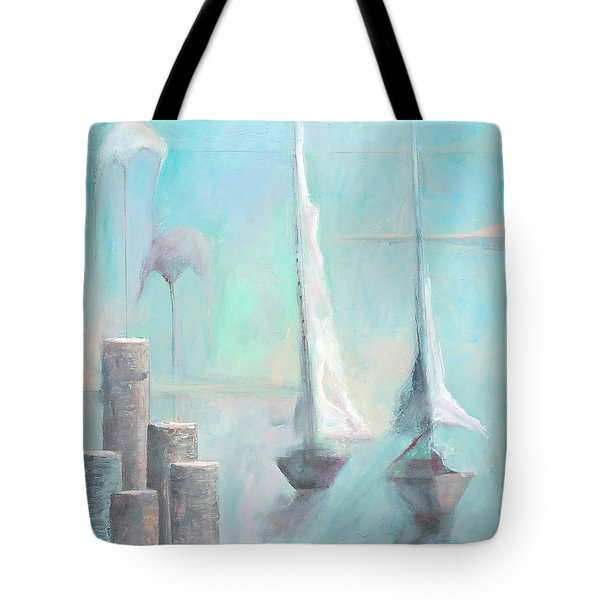 A Morning Memory Tote Bag