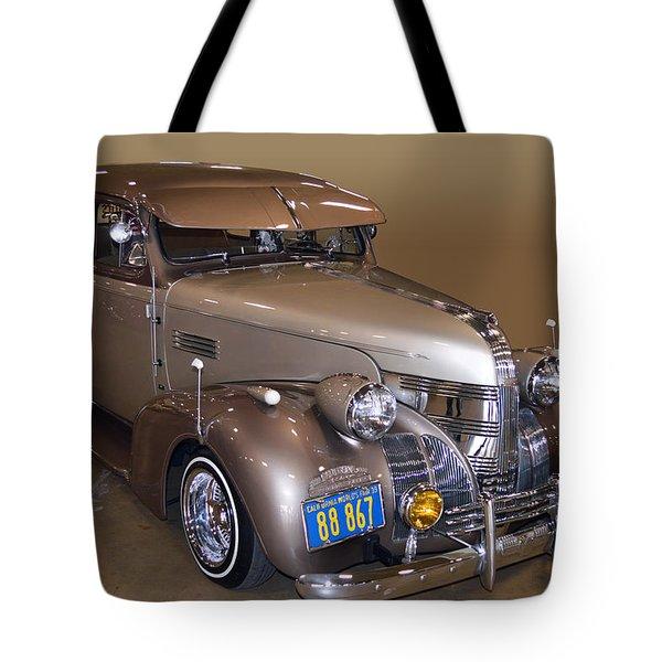 39 Pontiac Dresser Tote Bag