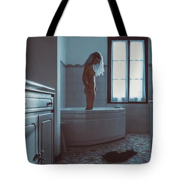 Tu M'as Promis Tote Bag
