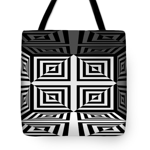 Tote Bag featuring the photograph 3d Mg253daw by Mike McGlothlen