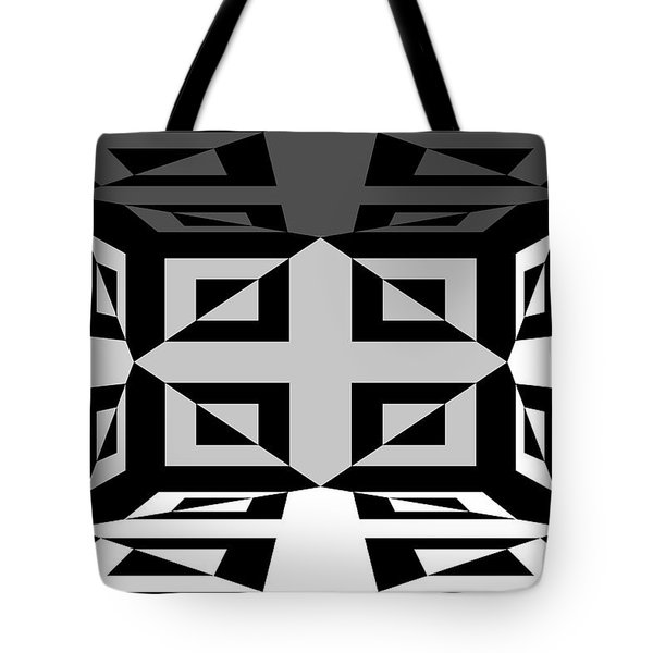 Tote Bag featuring the photograph 3d Mg3d4w by Mike McGlothlen
