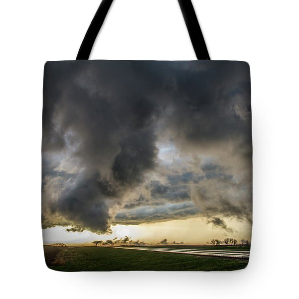 3rd Storm Chase Of 2018 051 Tote Bag