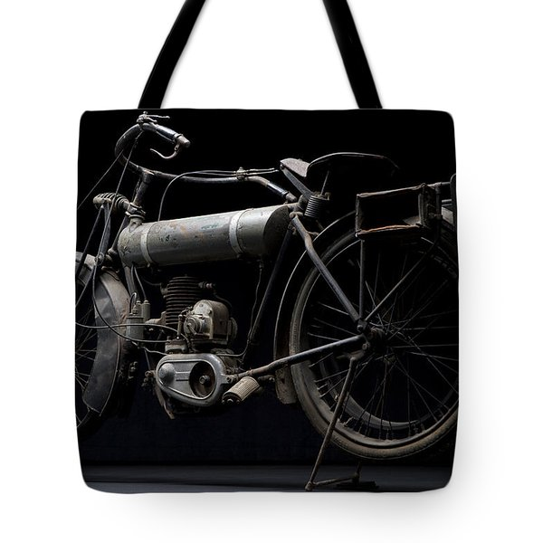 1917 Triumph Model H Tote Bag