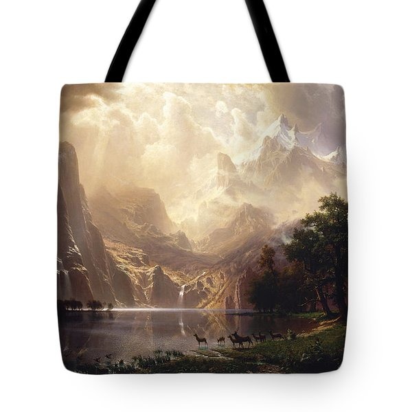 Sierra Nevada Enhanced Tote Bag